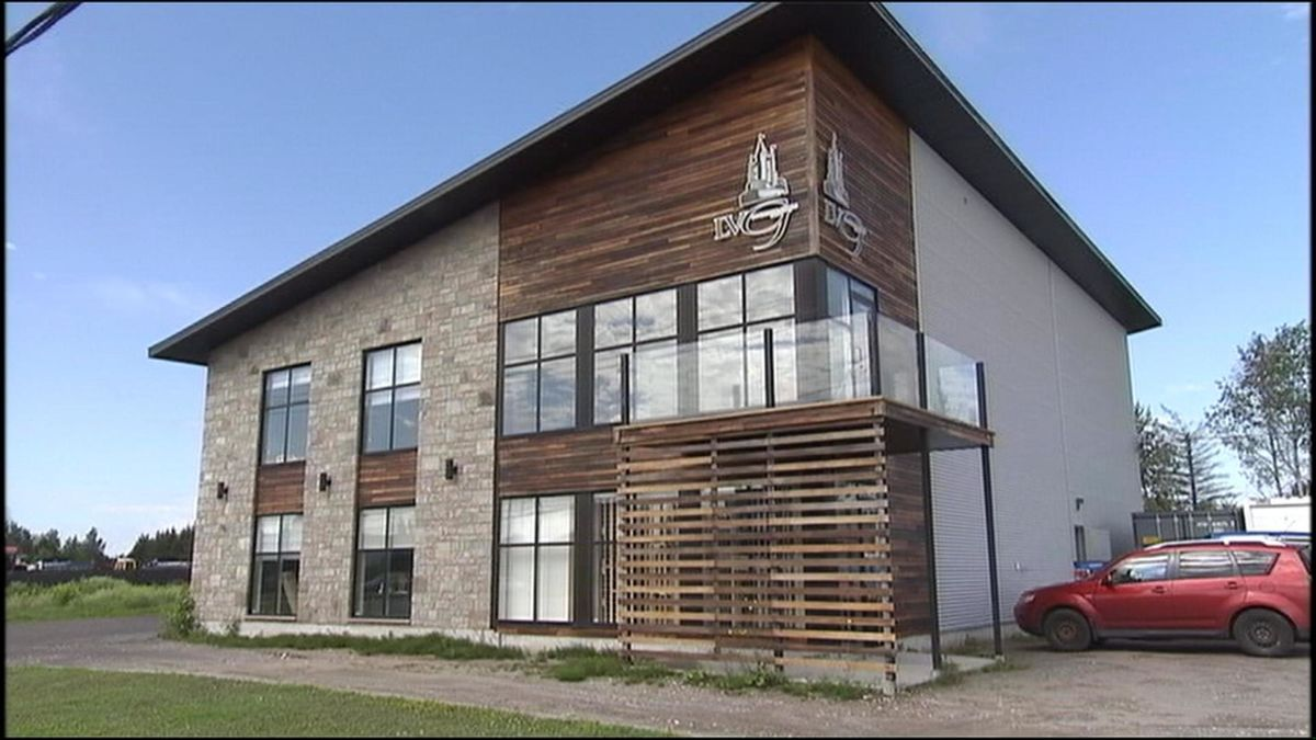Construction en bois : Celliers (St-Honoré) - Alliance Forêt Boréale